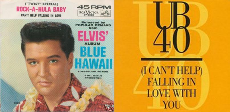 Elvis----UB40