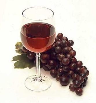 la vino tinto com: