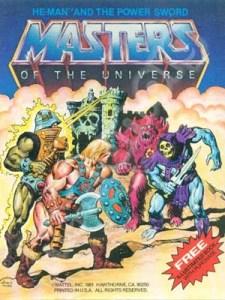 La historia mas fiel al origen de He-Man